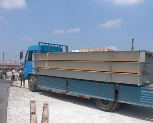 宜宾SCS移动式汽车衡(10-50吨)