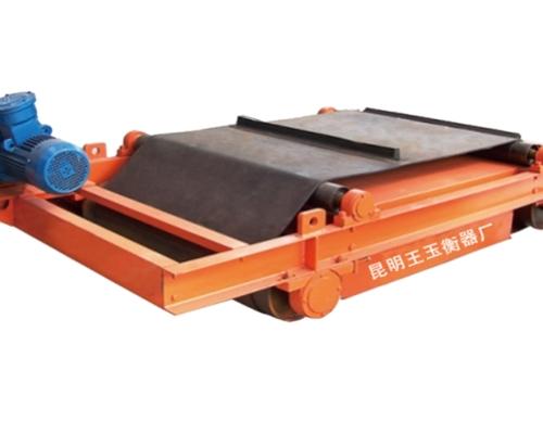 宜宾RCYC系列自卸式永磁除铁器